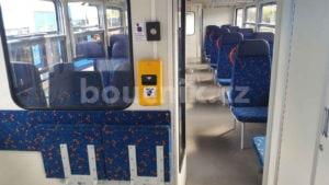 Vůz řady 810 - vstup do části pro sezení