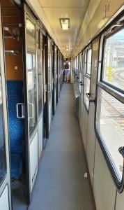 Ulička vozu Bd 264