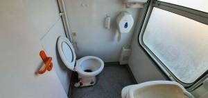 Ve vlaku na záchod Bd 264