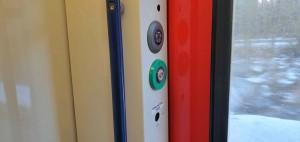 Dveře vozu Bdtee 276