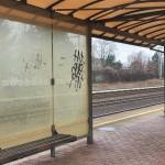 Nádraží Modřice - 3. nástupiště