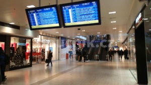 Vídeň Westbahnhof