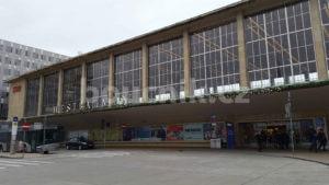 Vídeň - Westbahnhof