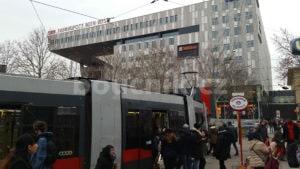 Wien west bahnhof
