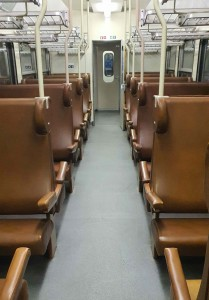 Ulička vozu Bdmtee 281