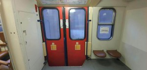 Kam umístit kolo ve vlaku