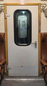 Mezivozové dveře vozu 281