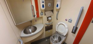 Záchod ve voze ABfbrdtn 795