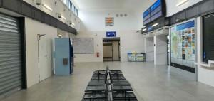 Hala nádraží v Kolíně: popis