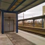 Nymburk - hlavní nádraží