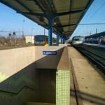 Nymburk hlavní nádraží