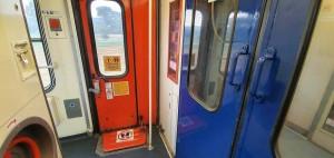 Dveře vozu A 149