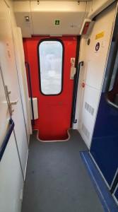 Dveře vozu Bmz 226