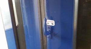 Mezivozové dveře Bpee 237