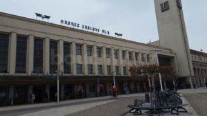 Hl. nádraží Hradec Králové