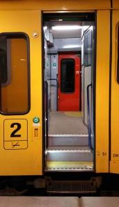 Dveře vozu 814