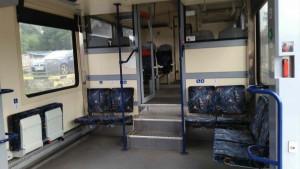 Regionova: místo pro kola, kočárky a invalidní vozíky