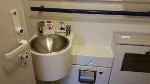 WC vozu Bdmpee 233