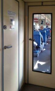 Dveře do vozu Bdt 754