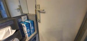 Záchod ve voze Bmz 28 91