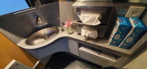 Záchod ve voze Bmz 28 91 RJE