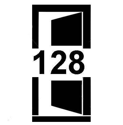 Vnější dveře vozu šířky 128 cm