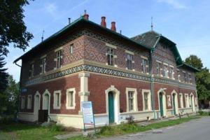 Lednice nádraží