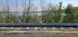 Lednice Rybníky vlakem