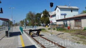 Mikulov na Moravě nádraží