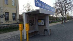 Praha-Bubny Vltavská nádraží