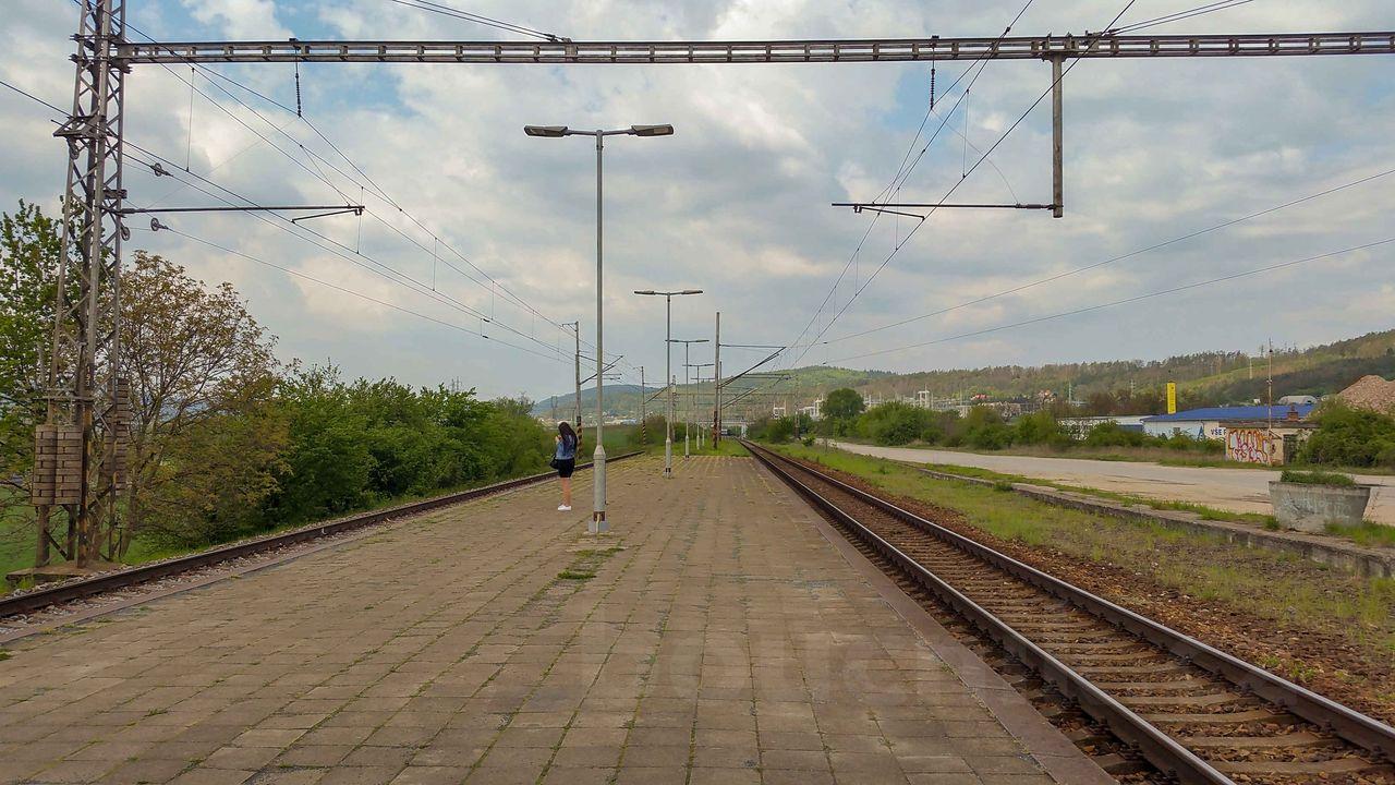 Čebín nádraží