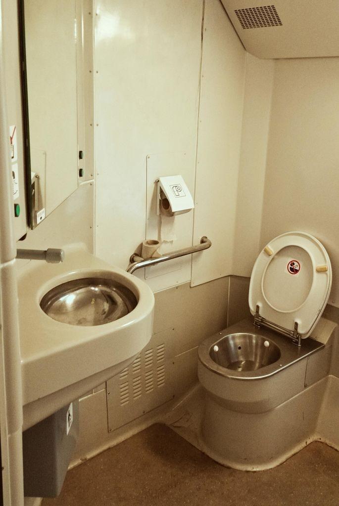 Záchod ve voze CityElefant 971