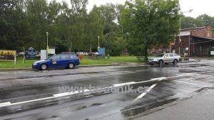 Parkování u nádraží Frýdek-Místek
