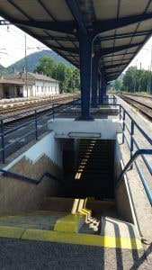 Karlštejn nádraží