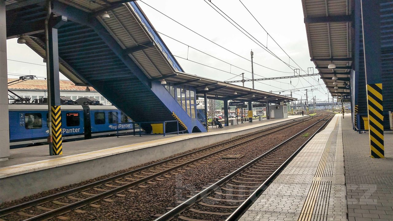 Jak se vyznat na ostravském hlavním nádraží