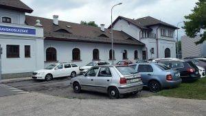 Parkování Ostrava-střed