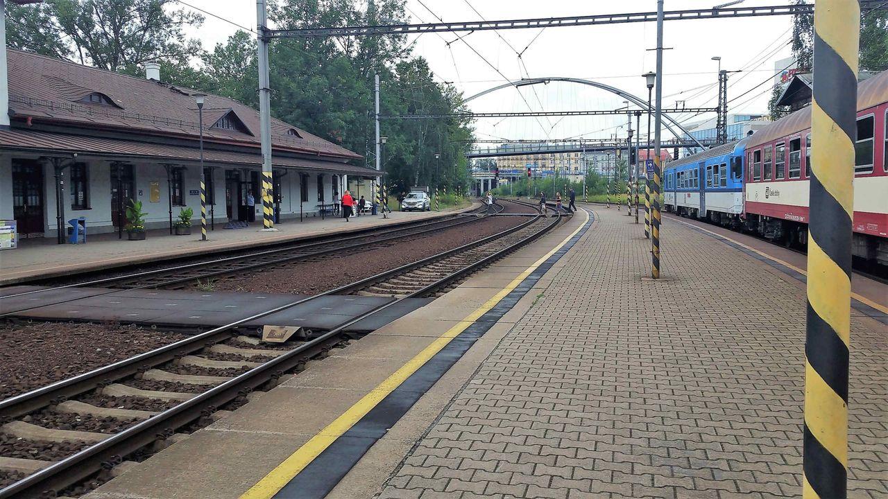 vyznáte se na nádraží - Ostrava střed