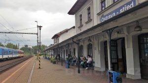 Nádraží Ostrava střed