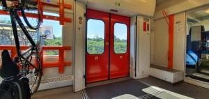 Cestování s kolem ve vlaku InterPanter