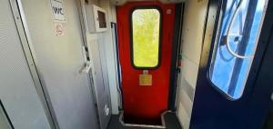 Dveře vozu Ampz 143