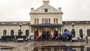 Bohumín train station