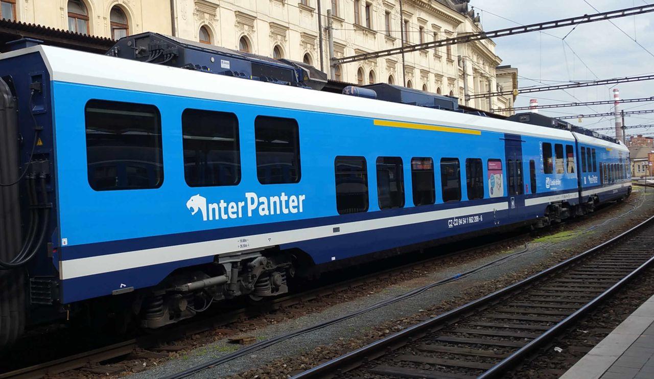 InterPanter vůz 662
