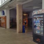Služby na nádraží v Králově Poli