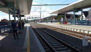 Kurim train station