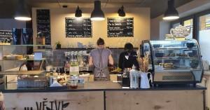 Kavárna Kuřim
