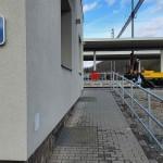 Train station Kurim
