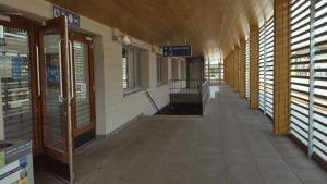 Kuřim nádraží