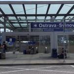 Jižní podchod na nádraží v Ostravě-Svinově