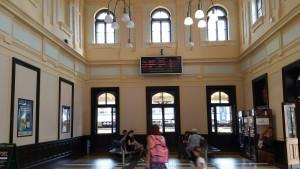 Hala nádraží ve Svinově
