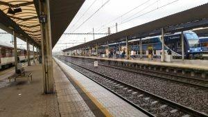 Ostrava-Svinov platform